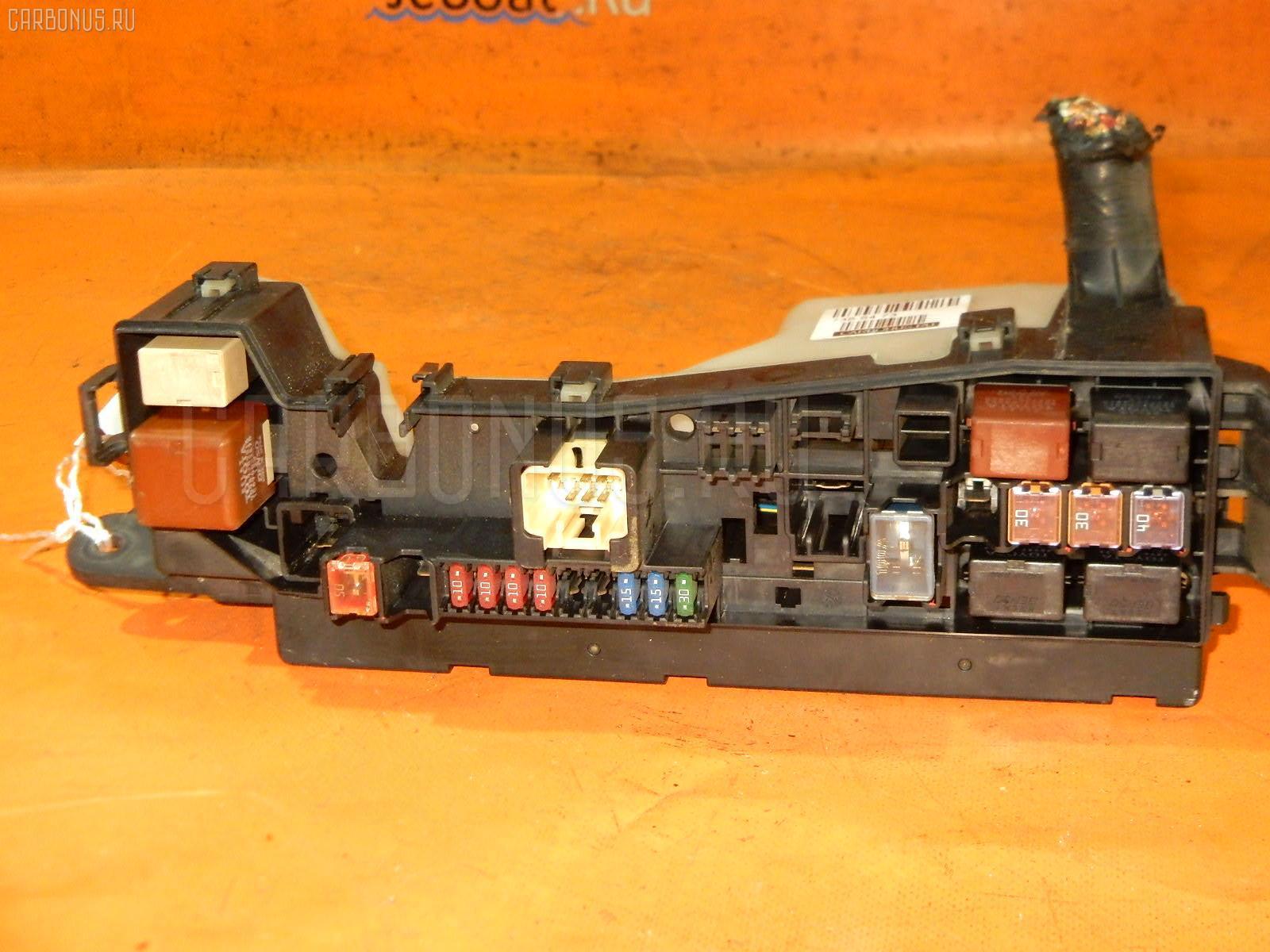 Блок предохранителей TOYOTA COROLLA FIELDER NZE121G 1NZ-FE Фото 2