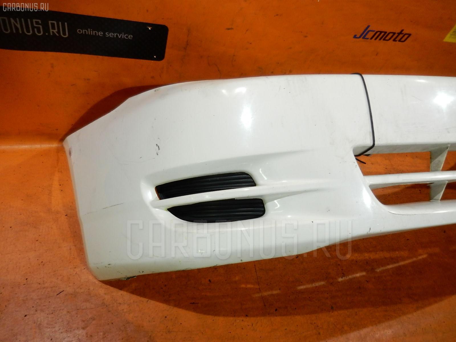 Бампер Toyota Corolla fielder NZE121G Фото 1
