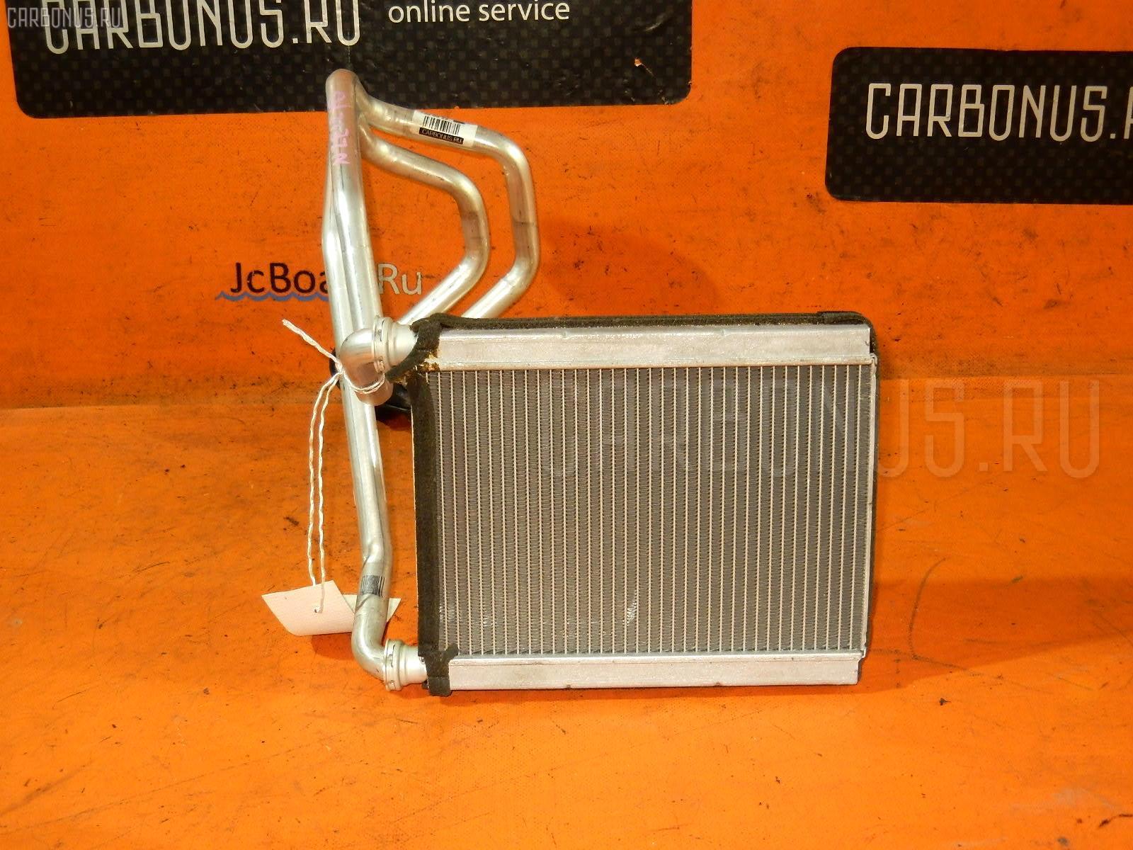 Радиатор печки TOYOTA COROLLA FIELDER NZE121G 1NZ-FE. Фото 3