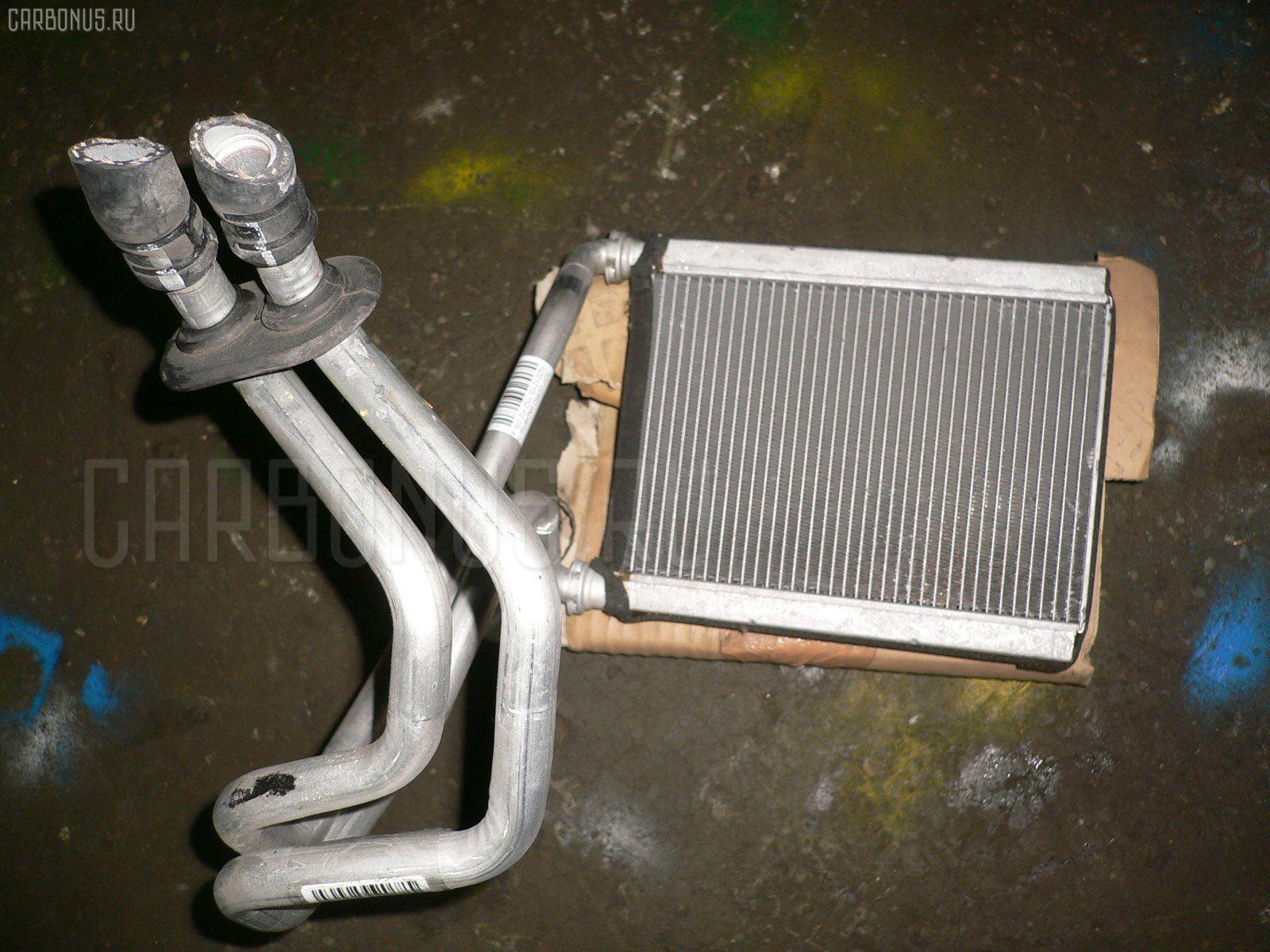 Радиатор печки TOYOTA COROLLA FIELDER NZE121G 1NZ-FE Фото 1