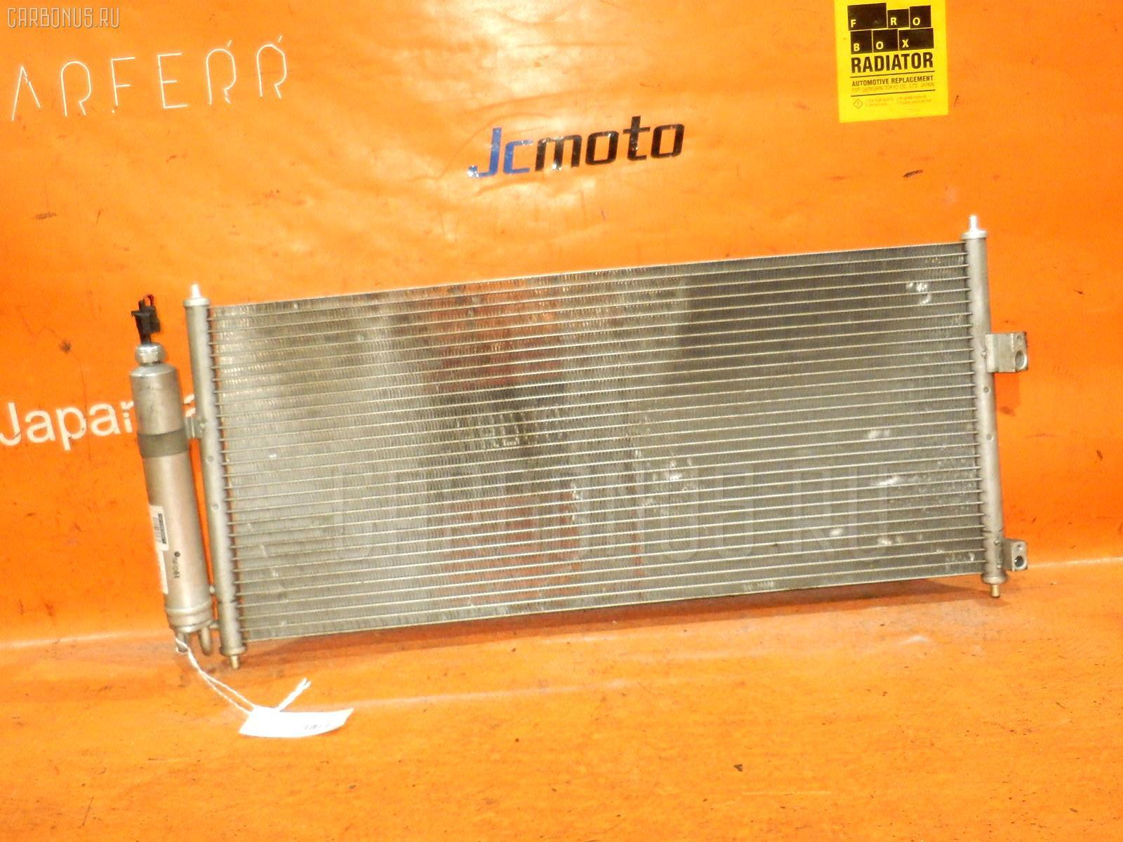 Радиатор кондиционера NISSAN BLUEBIRD SYLPHY QG10 QG18DE. Фото 10