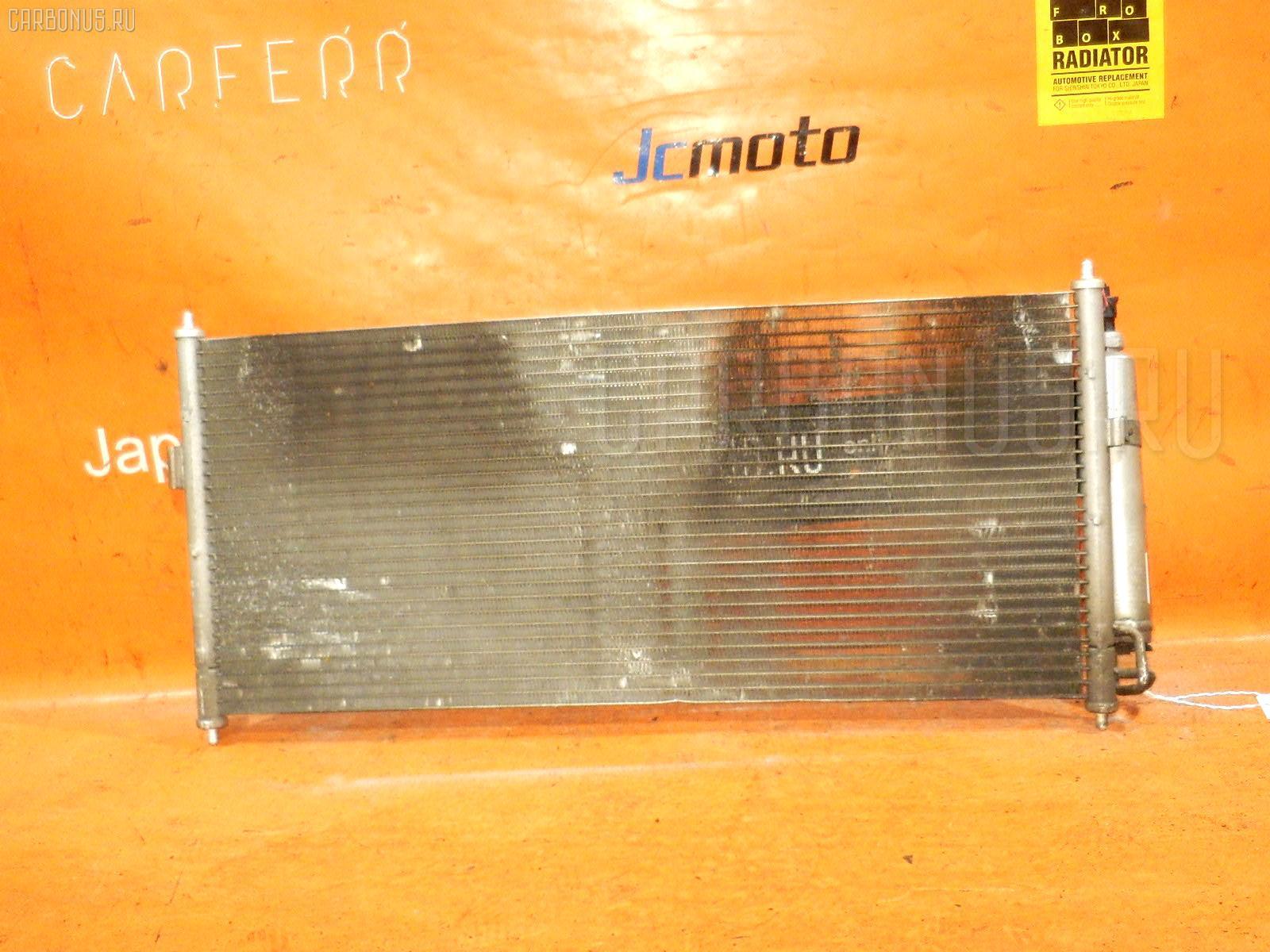 Радиатор кондиционера NISSAN BLUEBIRD SYLPHY QG10 QG18DE. Фото 9