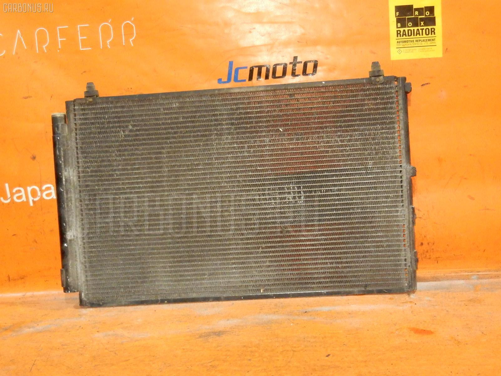 Радиатор кондиционера TOYOTA MARK II JZX110 1JZFSE. Фото 11