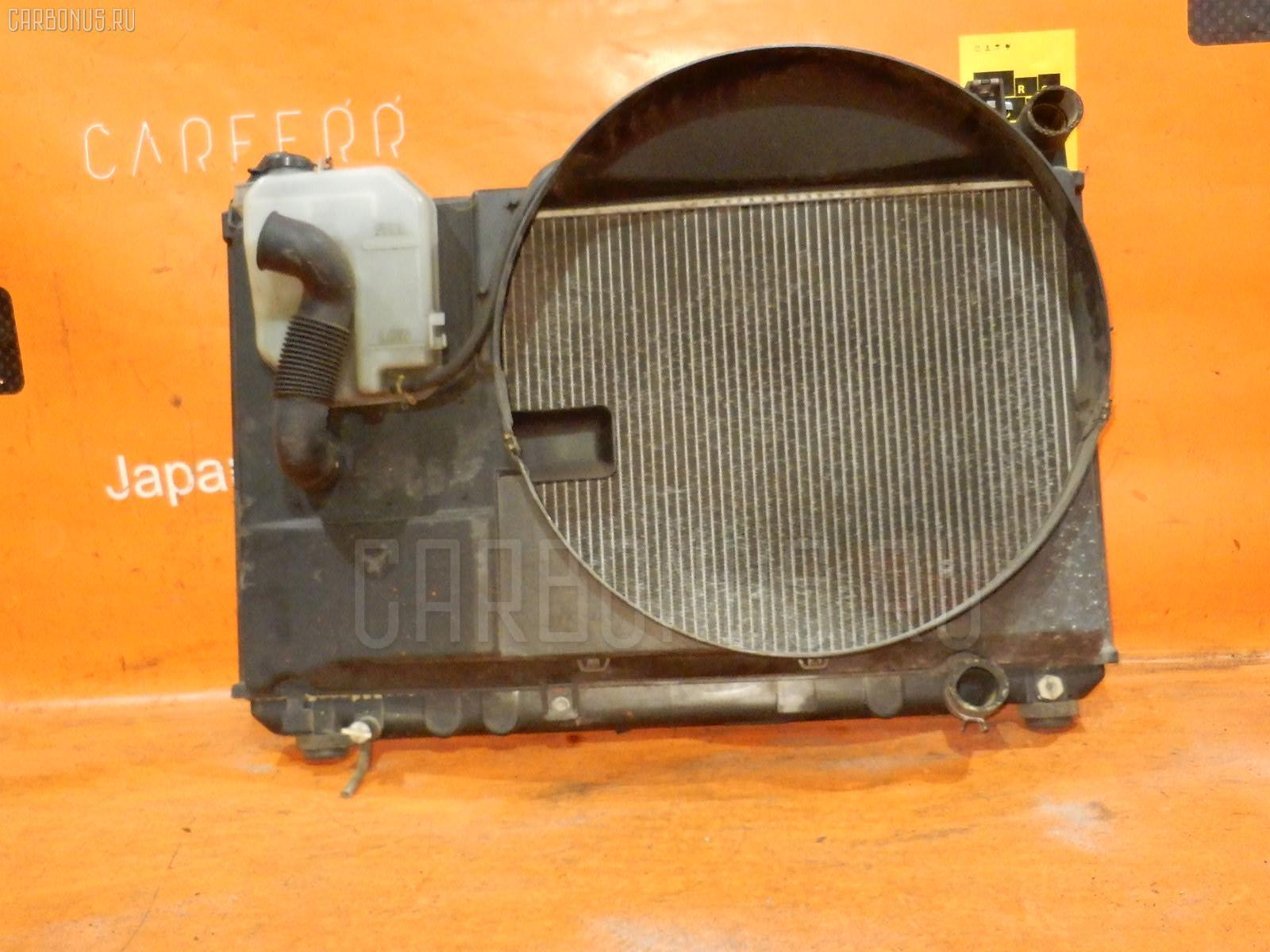 Радиатор ДВС TOYOTA MARK II JZX110 1JZ-FSE Фото 2