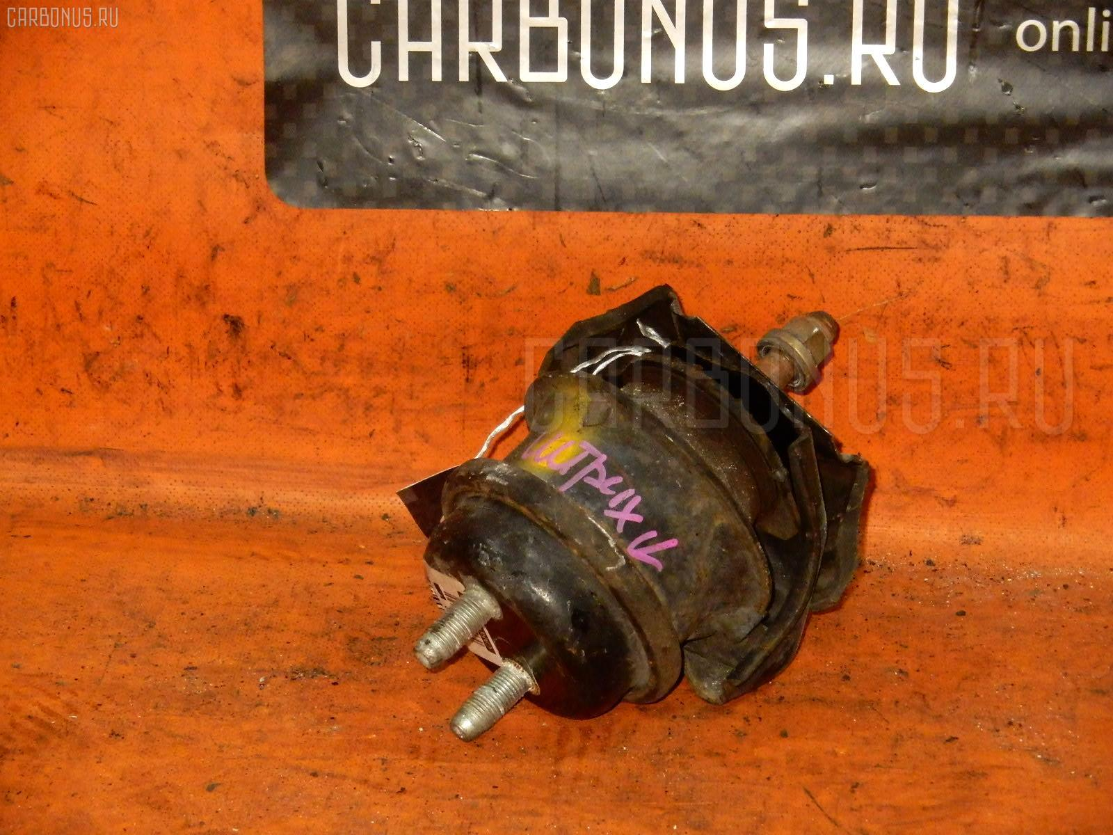 Подушка двигателя TOYOTA MARK II JZX110 1JZ-FSE Фото 1