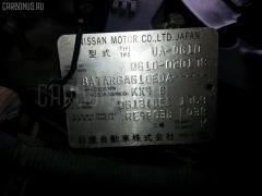 Ветровик Nissan Bluebird sylphy QG10 Фото 2