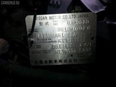 Консоль магнитофона NISSAN BLUEBIRD SYLPHY QG10 Фото 5
