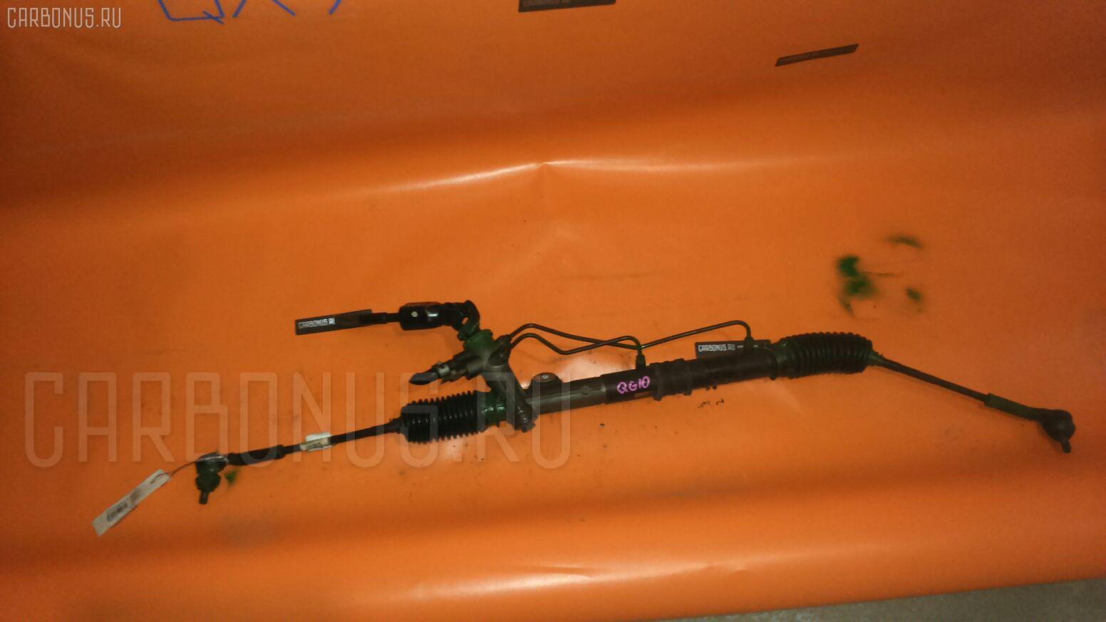 Рулевая рейка Nissan Bluebird sylphy QG10 QG18DE Фото 1