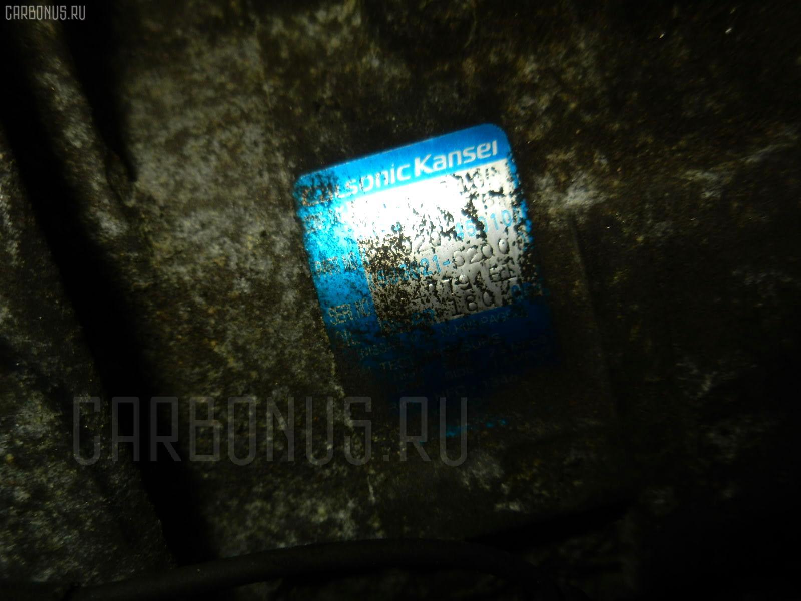 Компрессор кондиционера NISSAN BLUEBIRD SYLPHY QG10 QG18DE. Фото 10