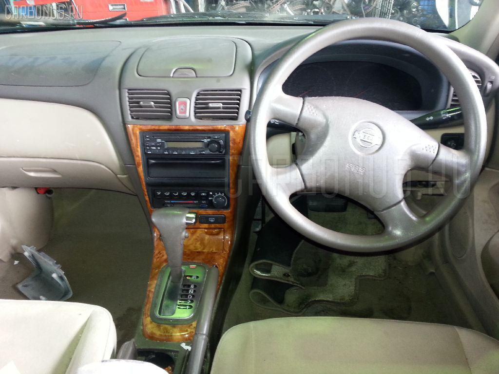 Тросик на коробку передач NISSAN BLUEBIRD SYLPHY QG10 QG18DE Фото 5