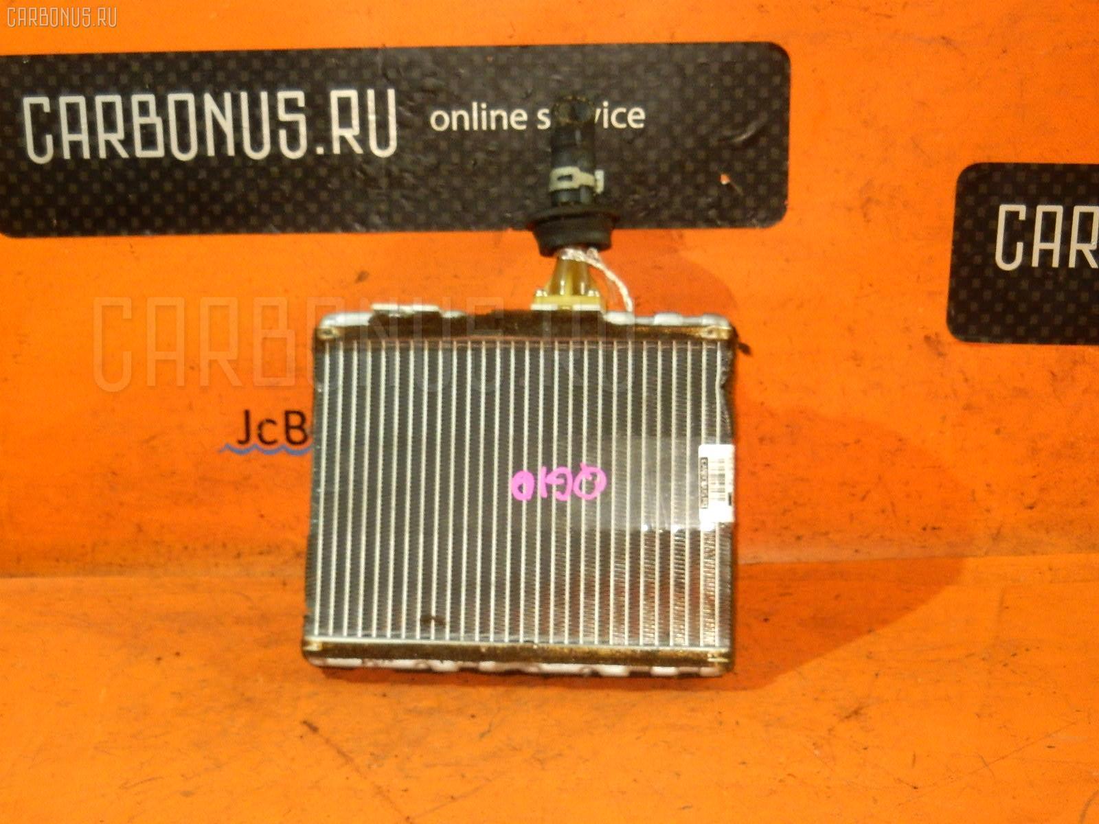 Радиатор печки NISSAN BLUEBIRD SYLPHY QG10 QG18DE. Фото 2