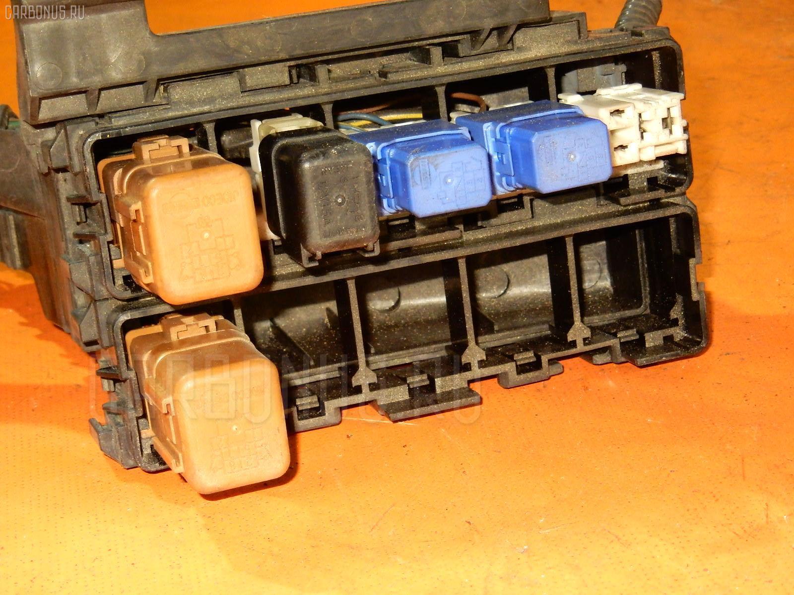 Блок предохранителей NISSAN BLUEBIRD SYLPHY QG10 QG18DE. Фото 8