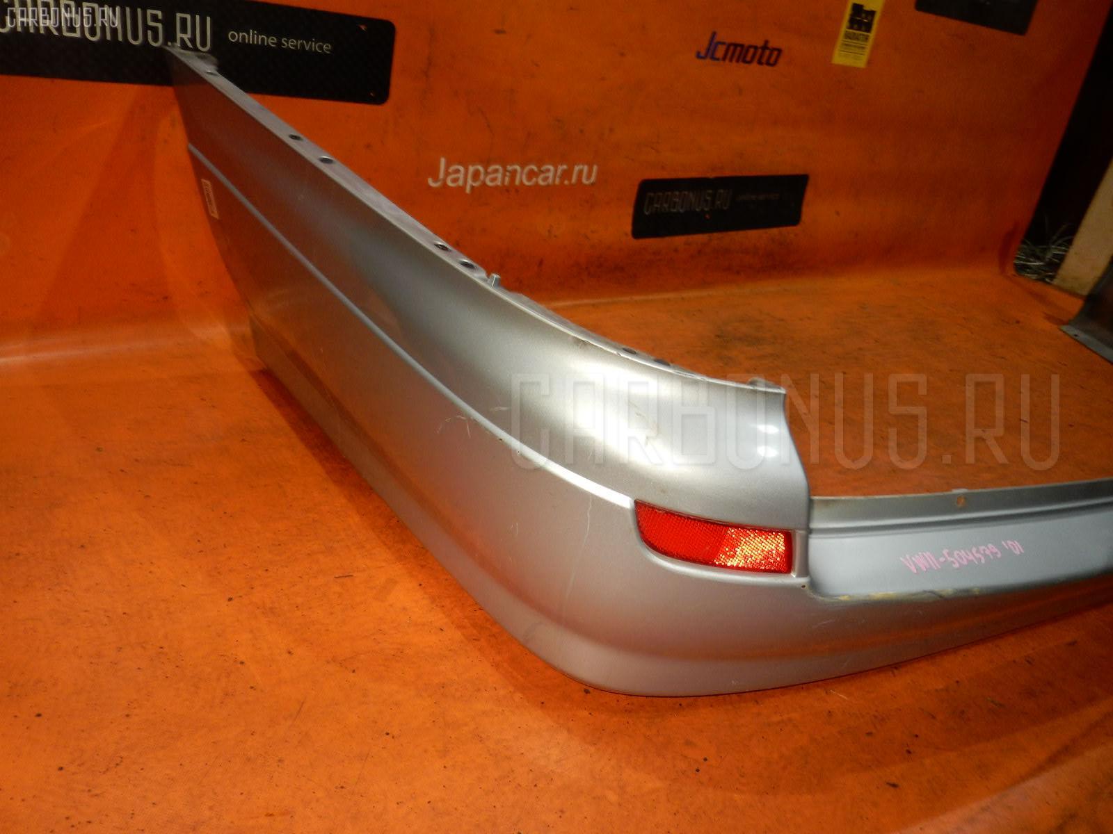 Бампер NISSAN EXPERT VW11 Фото 2
