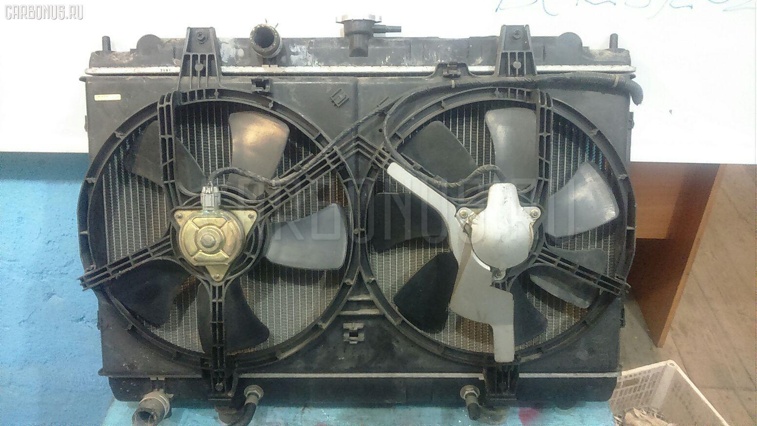 Радиатор ДВС NISSAN EXPERT VW11 QG18DE Фото 2