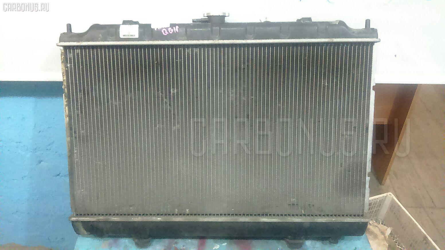 Радиатор ДВС NISSAN EXPERT VW11 QG18DE Фото 1