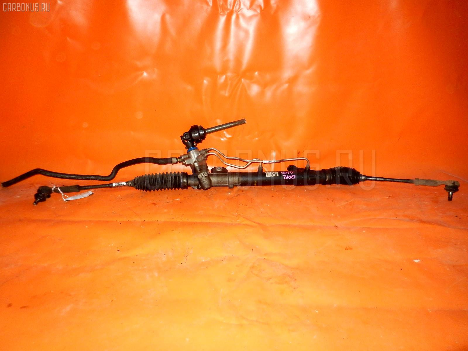 Рулевая рейка NISSAN PRIMERA QP12 QG18DE. Фото 9