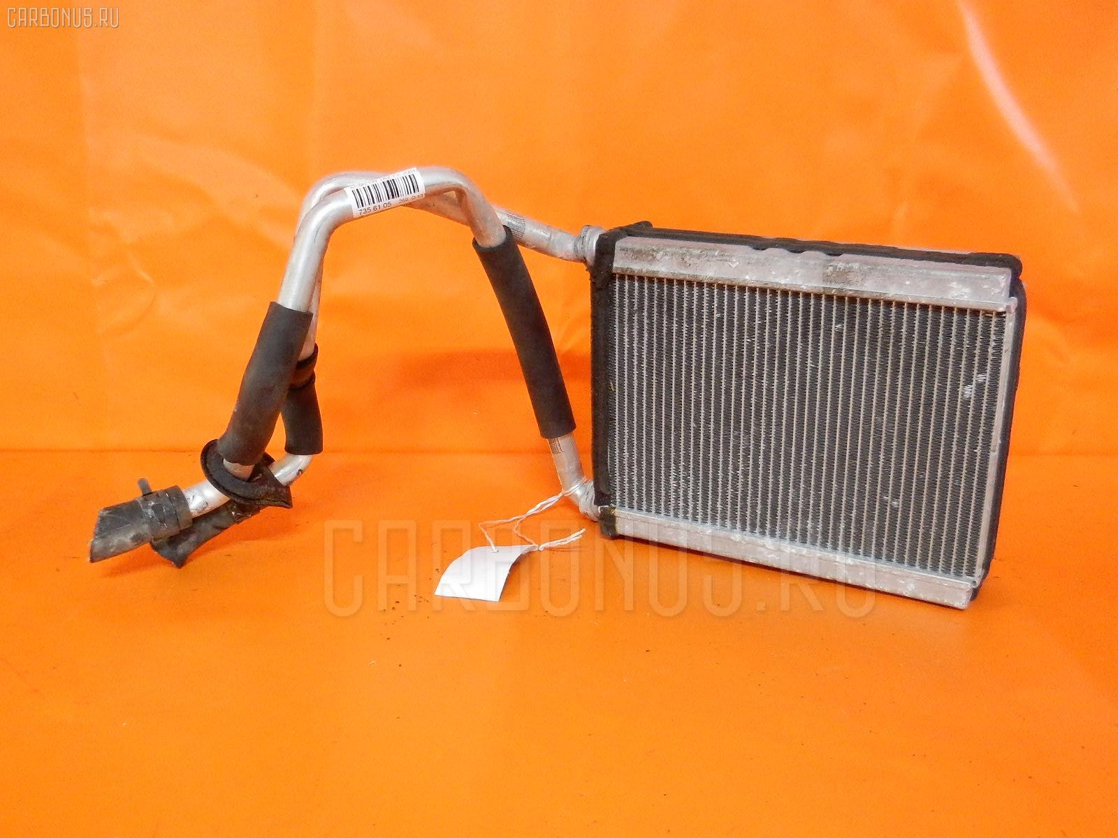 Радиатор печки TOYOTA IPSUM ACM21W 2AZ-FE. Фото 11