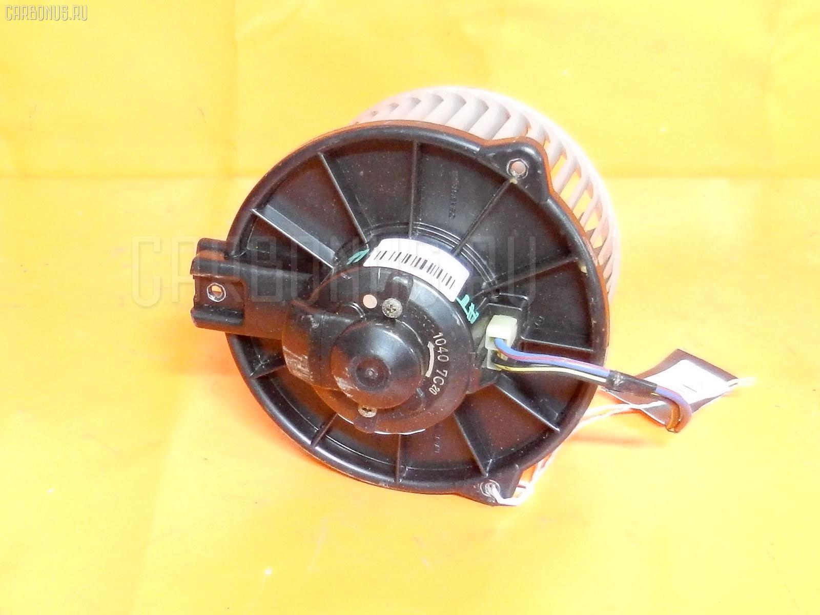 Мотор печки TOYOTA CALDINA AT211G. Фото 10