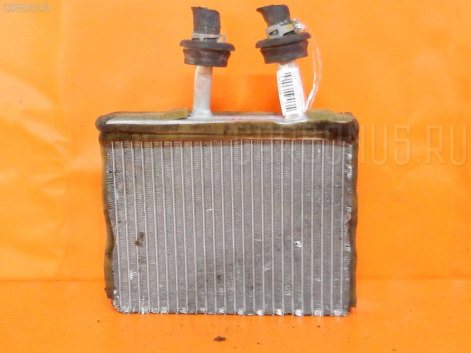 Радиатор печки NISSAN WINGROAD WFY11 QG15DE. Фото 4