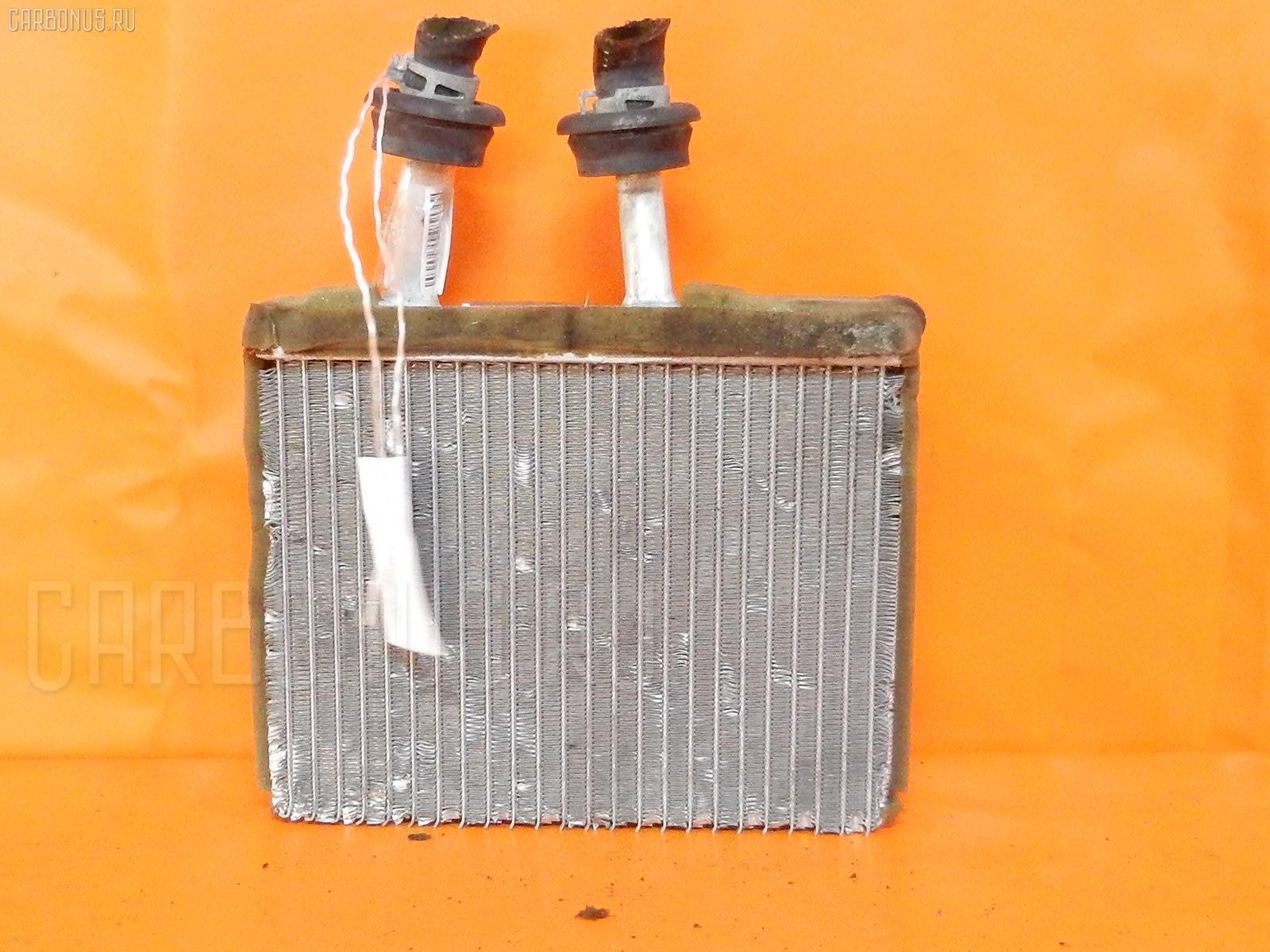 Радиатор печки NISSAN WINGROAD WFY11 QG15DE. Фото 5