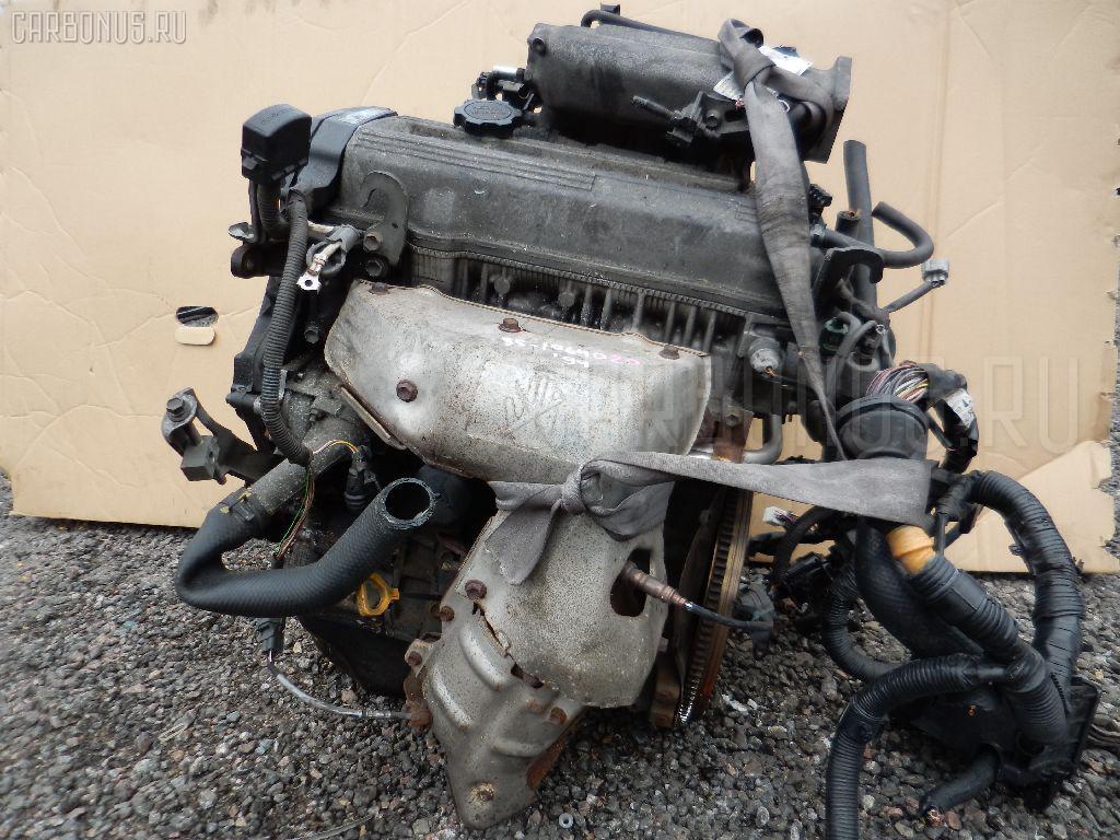 Двигатель TOYOTA CALDINA ST195G 3S-FE. Фото 11