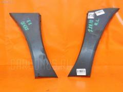 Дефендер крыла на Toyota Rav4 SXA10G 3S-FE, Заднее расположение