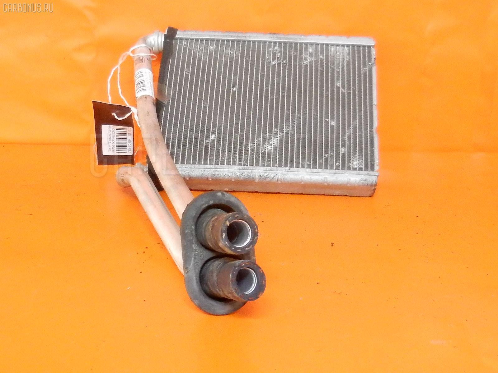 Радиатор печки TOYOTA VITZ KSP90 1KR-FE. Фото 5