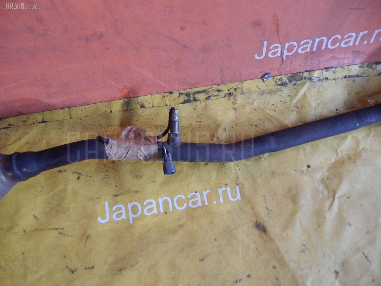 Глушитель TOYOTA RACTIS SCP100 2SZ-FE. Фото 5