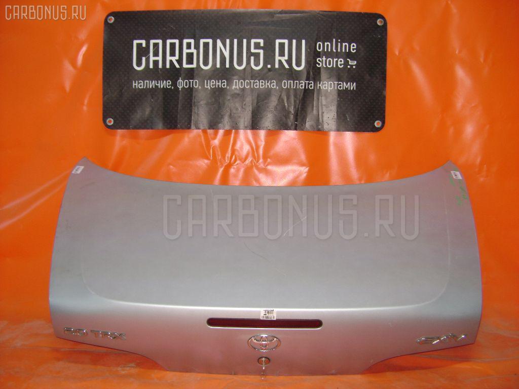 Крышка багажника TOYOTA CORONA EXIV ST202. Фото 6
