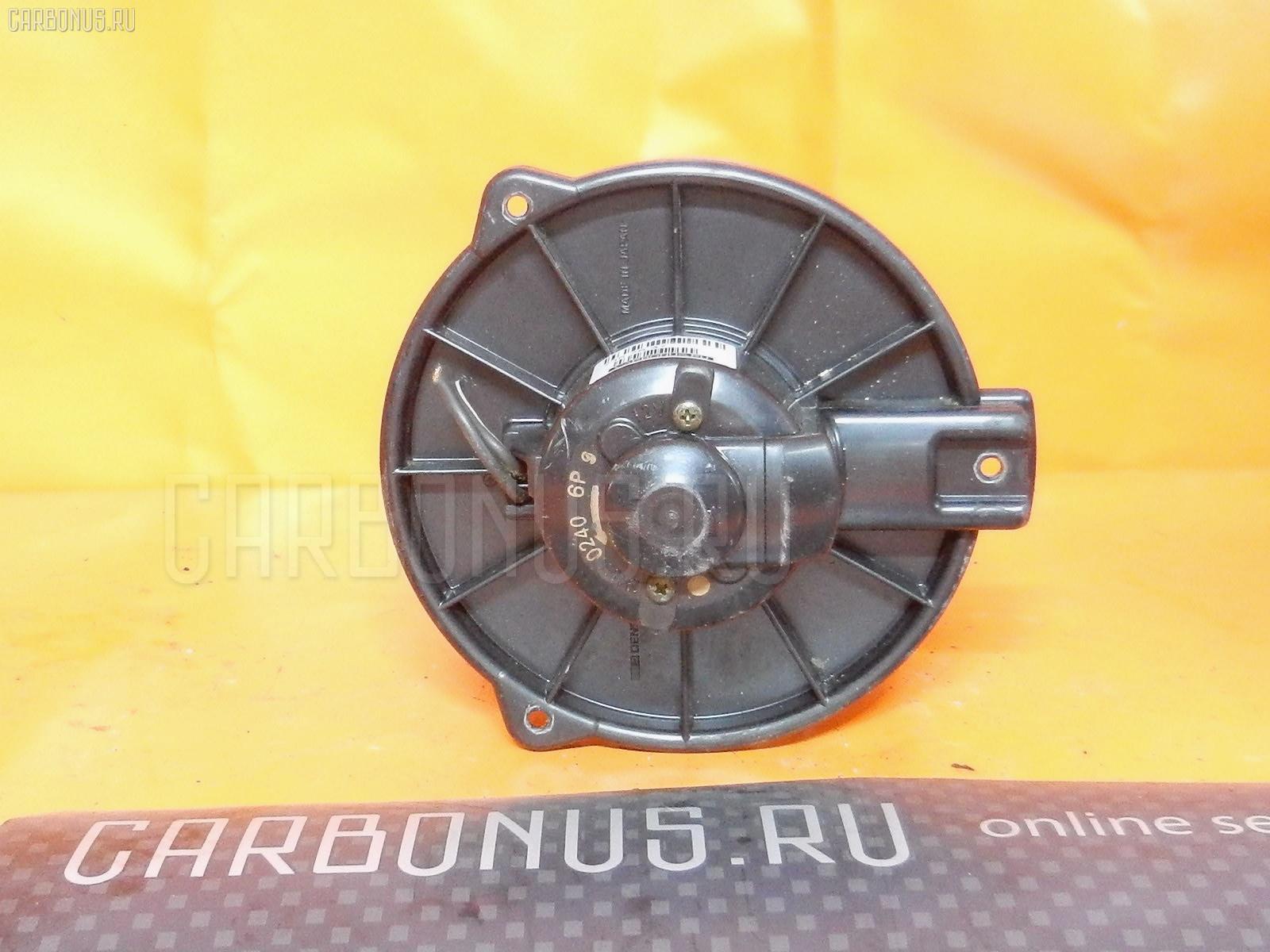 Мотор печки TOYOTA CORONA EXIV ST202. Фото 5