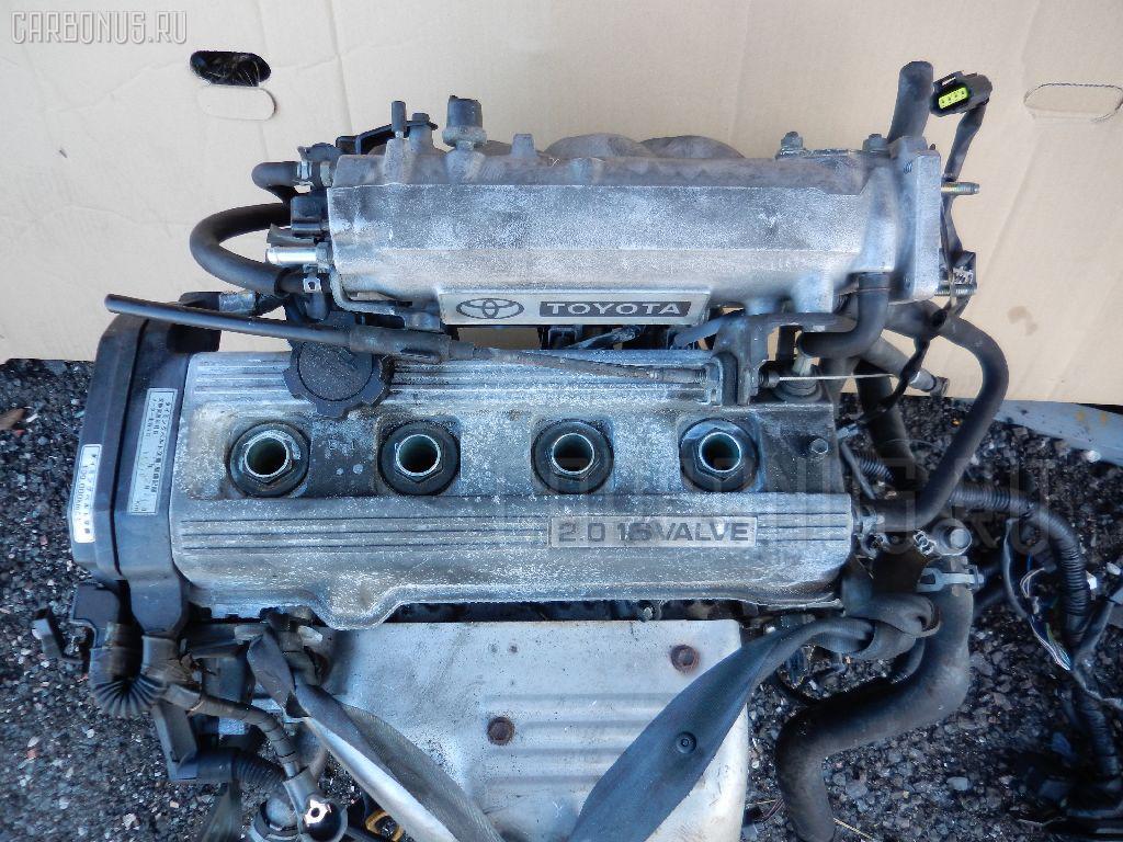 Двигатель TOYOTA CELICA ST202 3S-FE. Фото 7