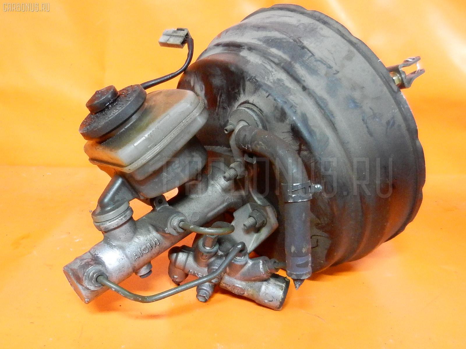 Главный тормозной цилиндр TOYOTA CROWN JZS131 1JZ-GE. Фото 5