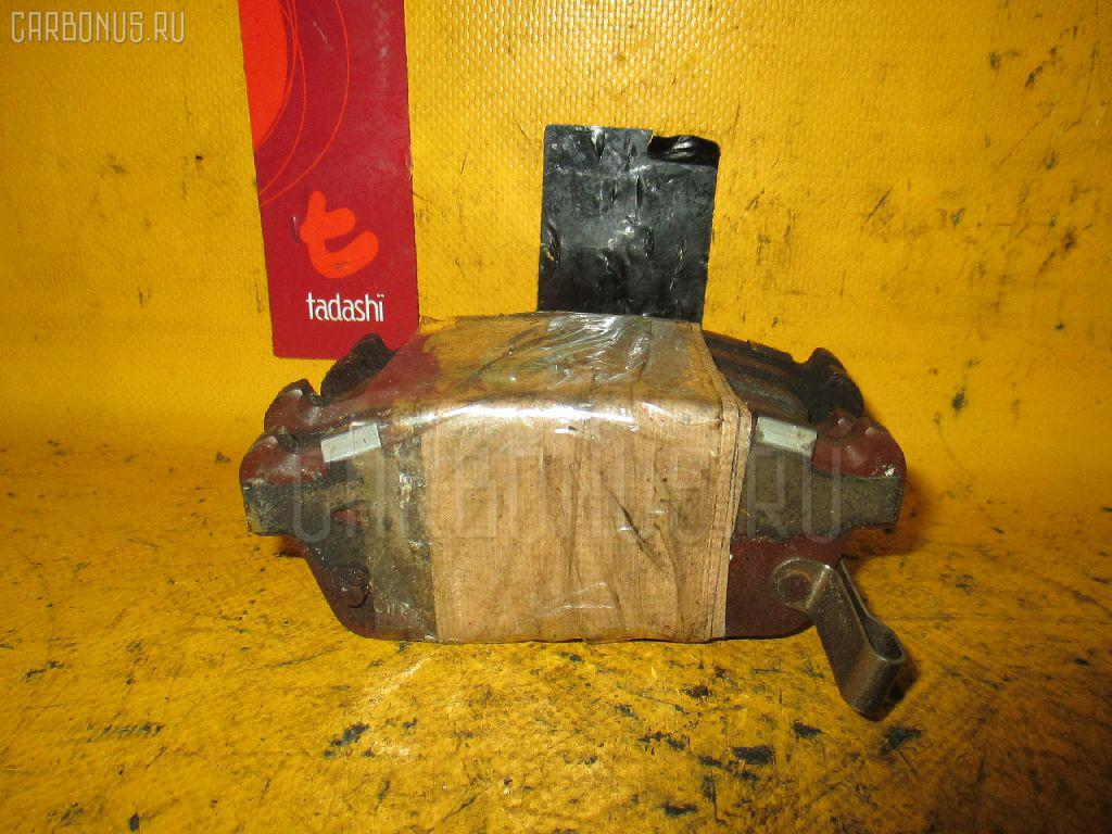 Тормозные колодки TOYOTA PASSO KGC10 1KR-FE. Фото 6