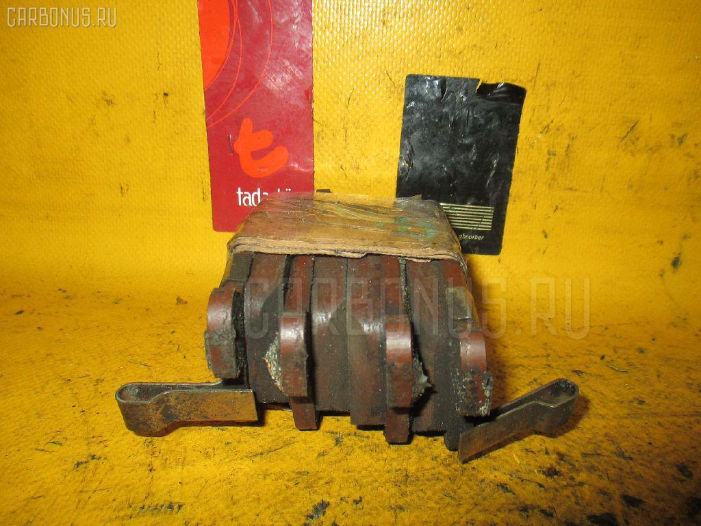 Тормозные колодки TOYOTA PASSO KGC10 1KR-FE. Фото 7