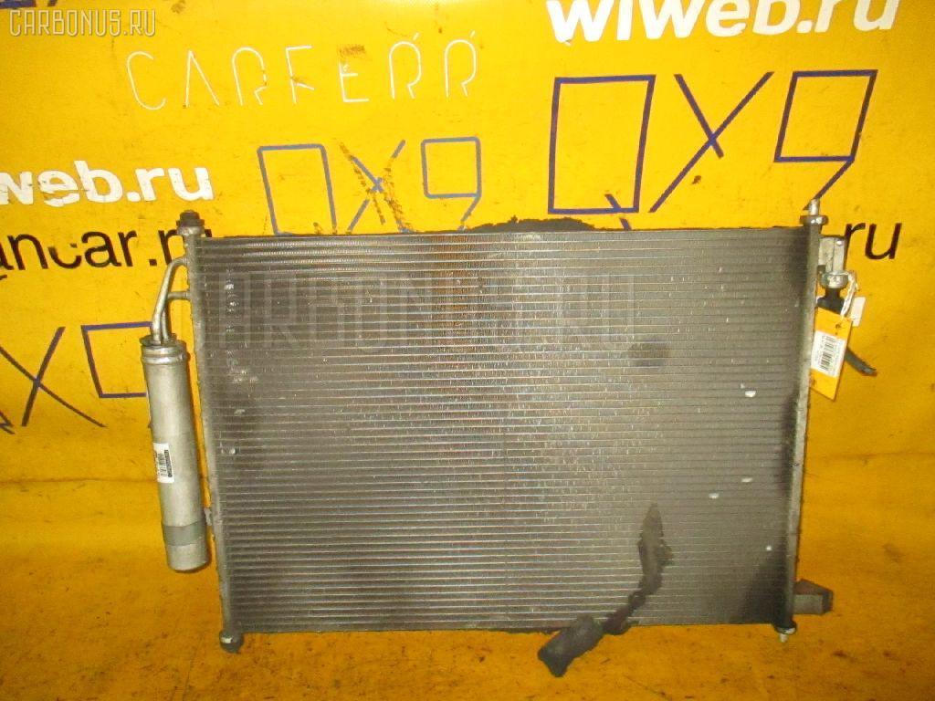 Радиатор кондиционера NISSAN LAFESTA B30 MR20DE. Фото 8