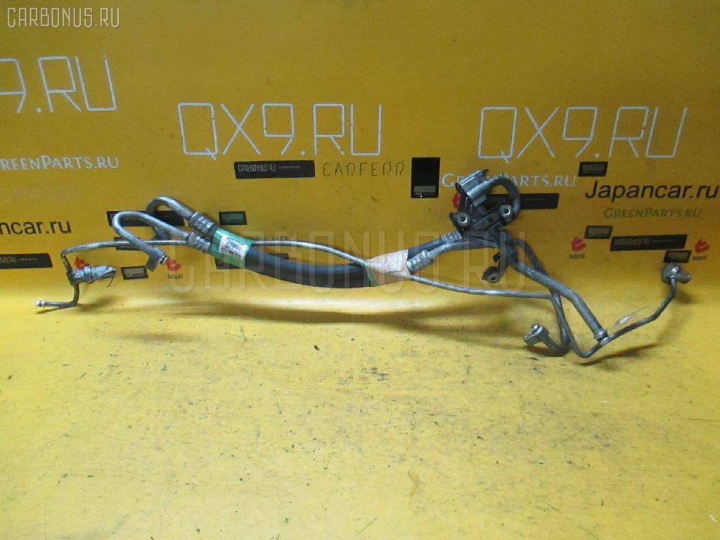 Шланг кондиционера TOYOTA MARK II GX100 1G-FE. Фото 7