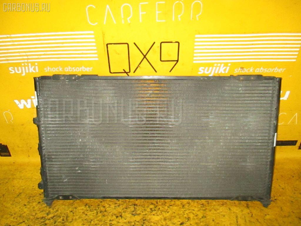 Радиатор кондиционера TOYOTA MARK II GX100 1G-FE. Фото 4