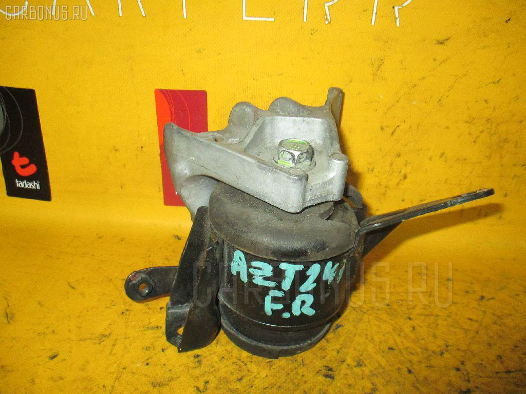 Подушка двигателя TOYOTA ISIS ANM10G 1AZ-FSE. Фото 4