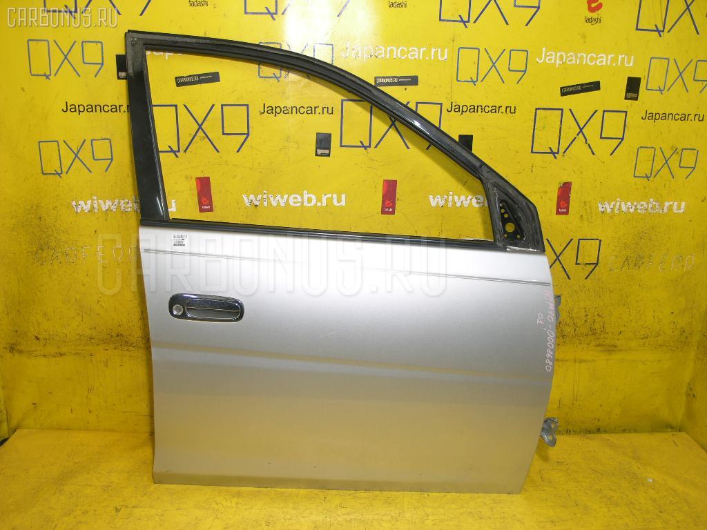 Дверь боковая TOYOTA GAIA ACM10G. Фото 2
