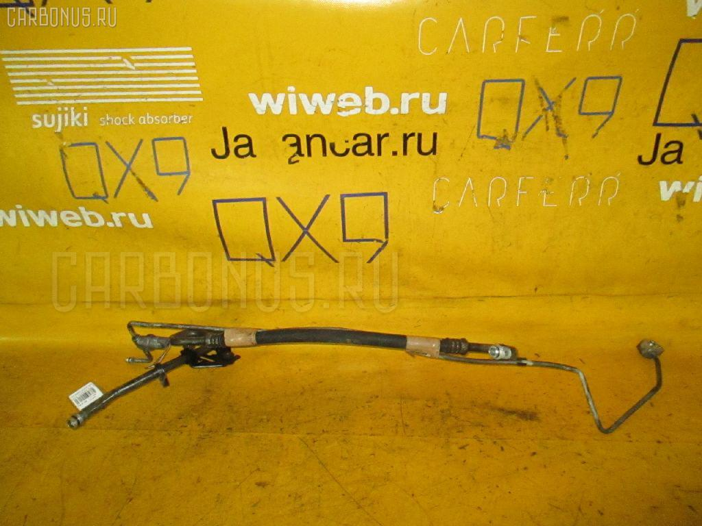 Шланг кондиционера TOYOTA MARK II GX100 1G-FE. Фото 8