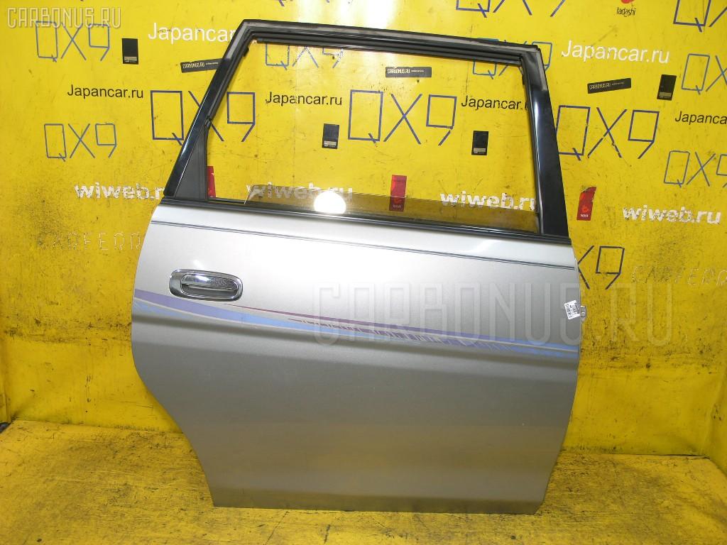 Дверь боковая TOYOTA GAIA SXM10G. Фото 6
