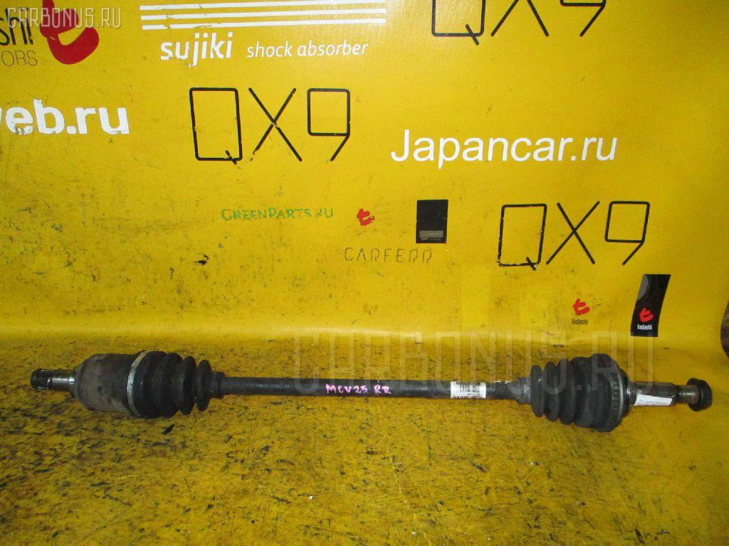 Привод Toyota Mark ii qualis MCV25W 2MZ-FE Фото 1