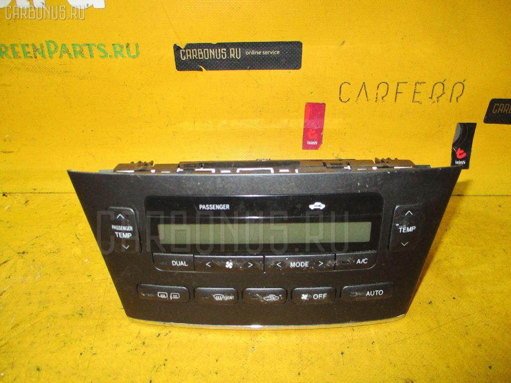 Блок управления климатконтроля TOYOTA WINDOM MCV30 1MZ-FE. Фото 4