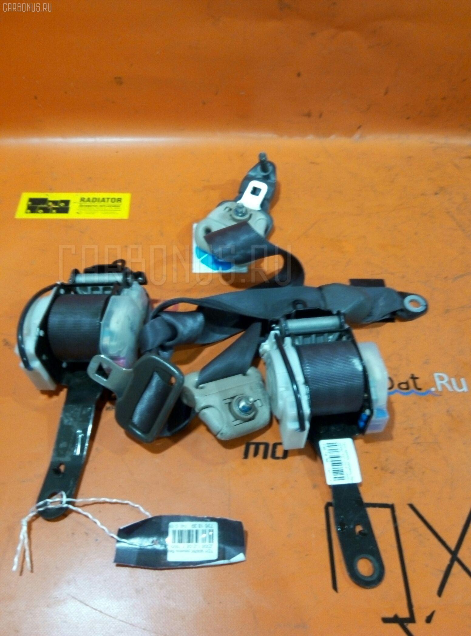 Ремень безопасности TOYOTA MARK II JZX90 1JZ-GE. Фото 2