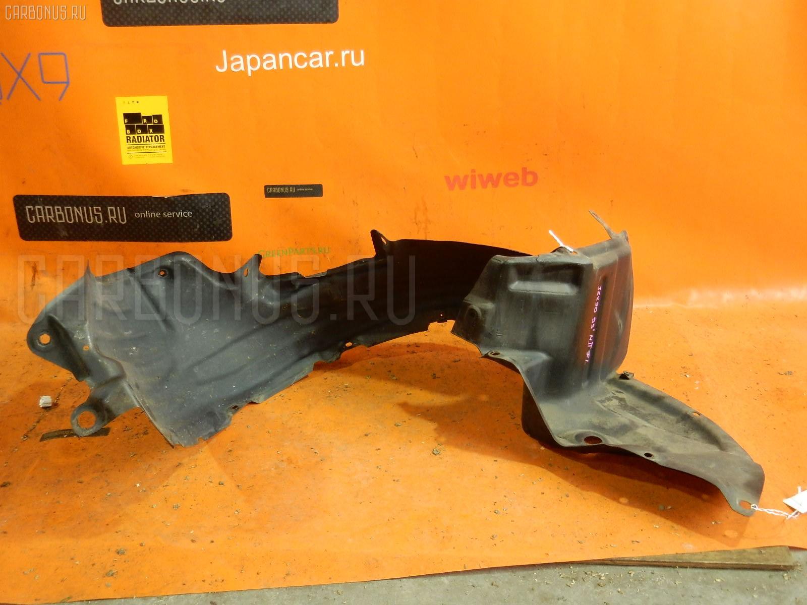 Подкрылок TOYOTA MARK II JZX90 1JZ-GE. Фото 3