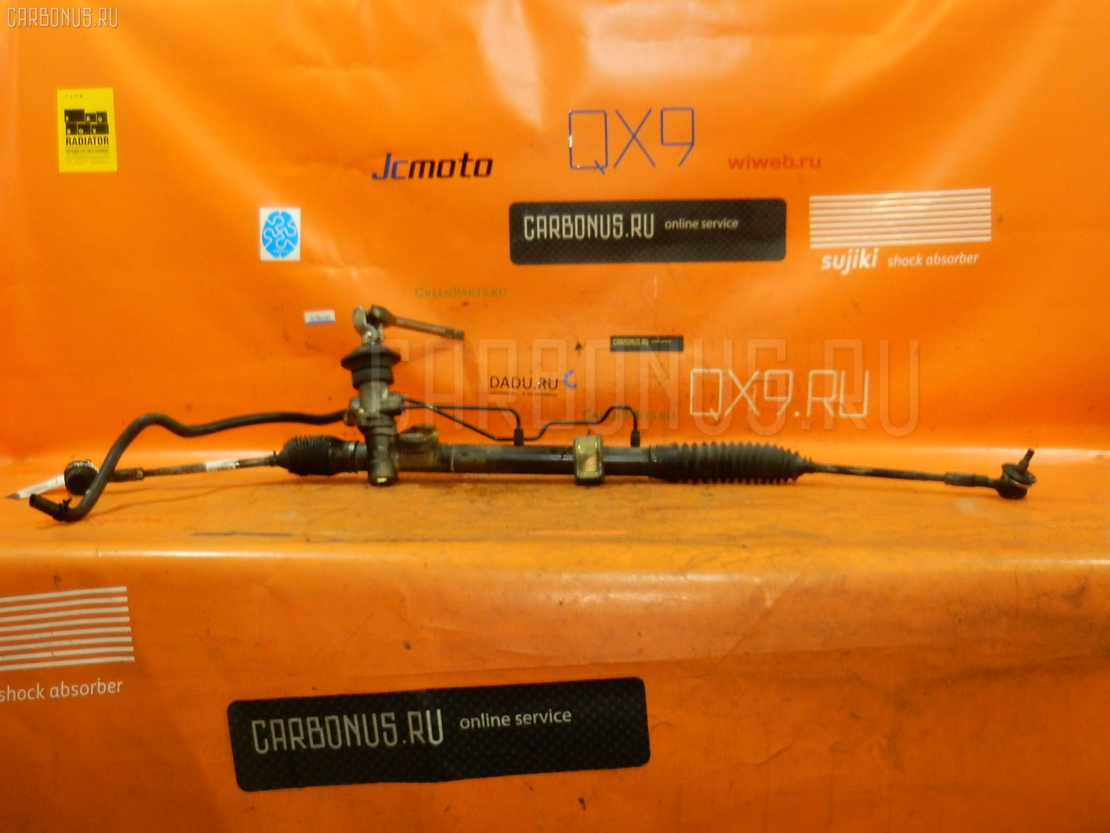 Рулевая рейка MITSUBISHI LANCER CS2A 4G15. Фото 3