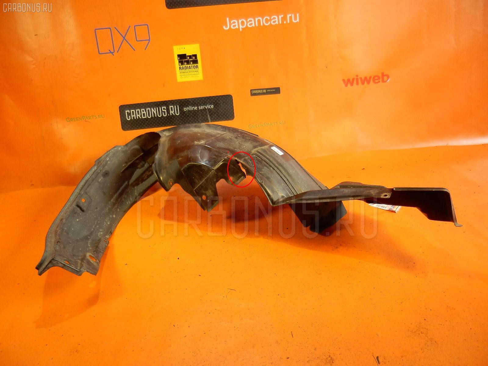 Подкрылок SUBARU LEGACY WAGON BP5 EJ203. Фото 4