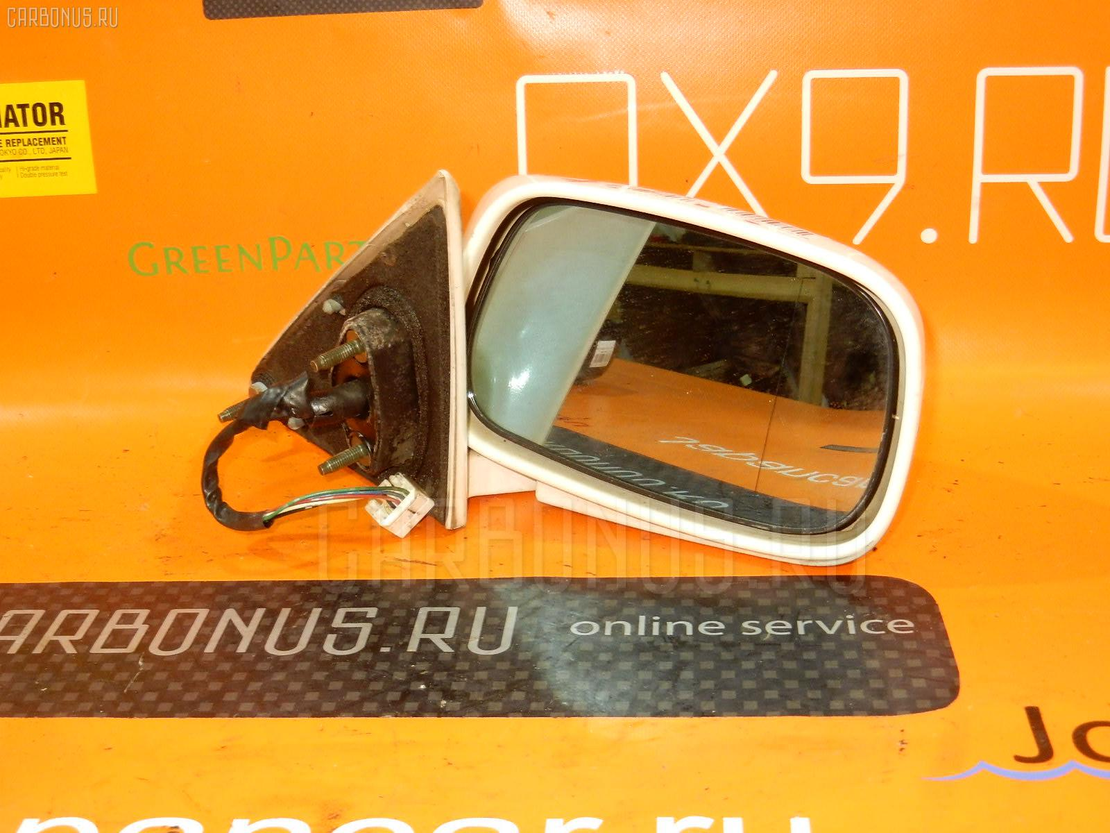 Зеркало двери боковой Toyota Mark ii qualis MCV25W Фото 1
