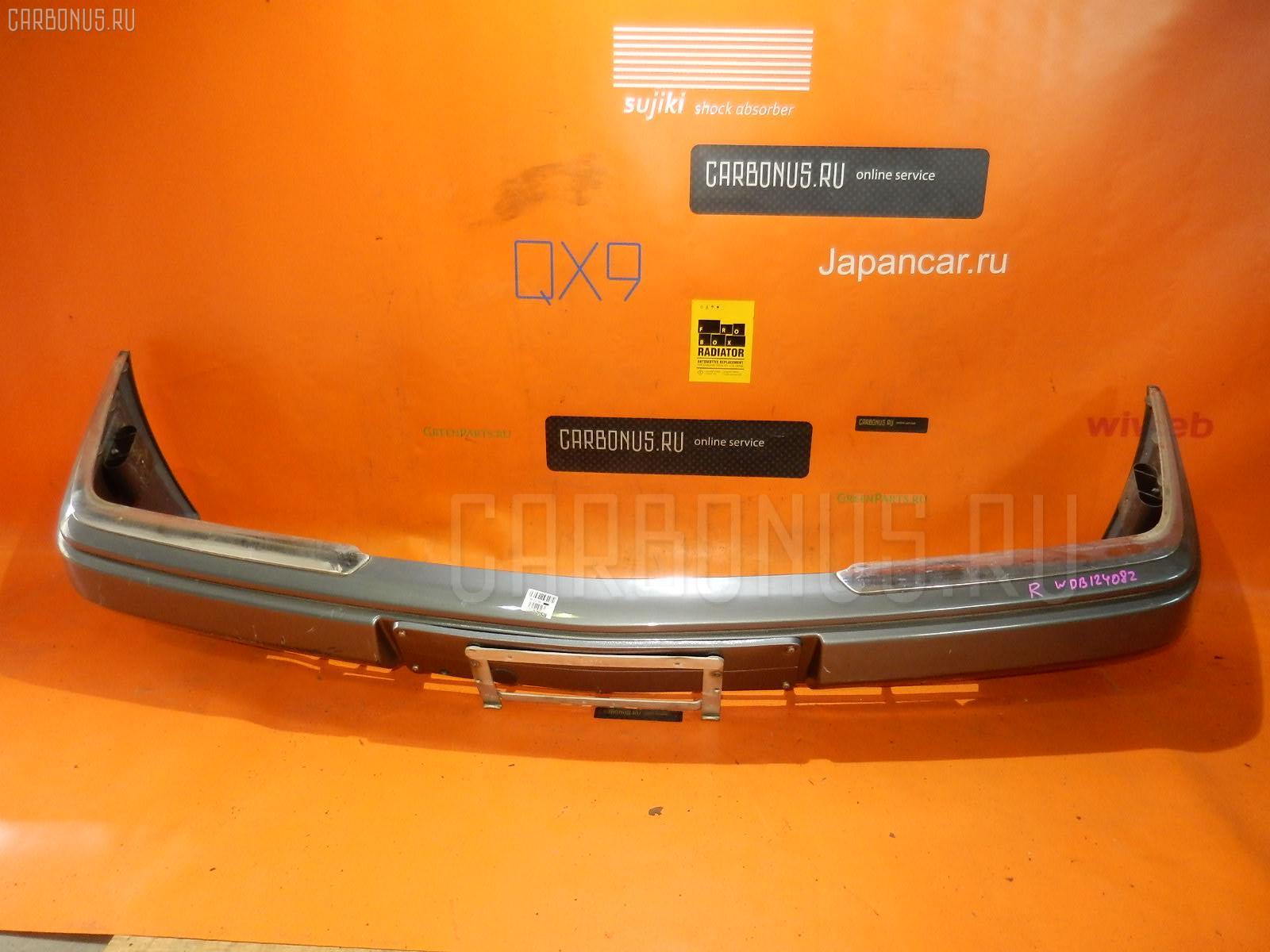 Бампер MERCEDES-BENZ E-CLASS STATIONWAGON S124082 Фото 1