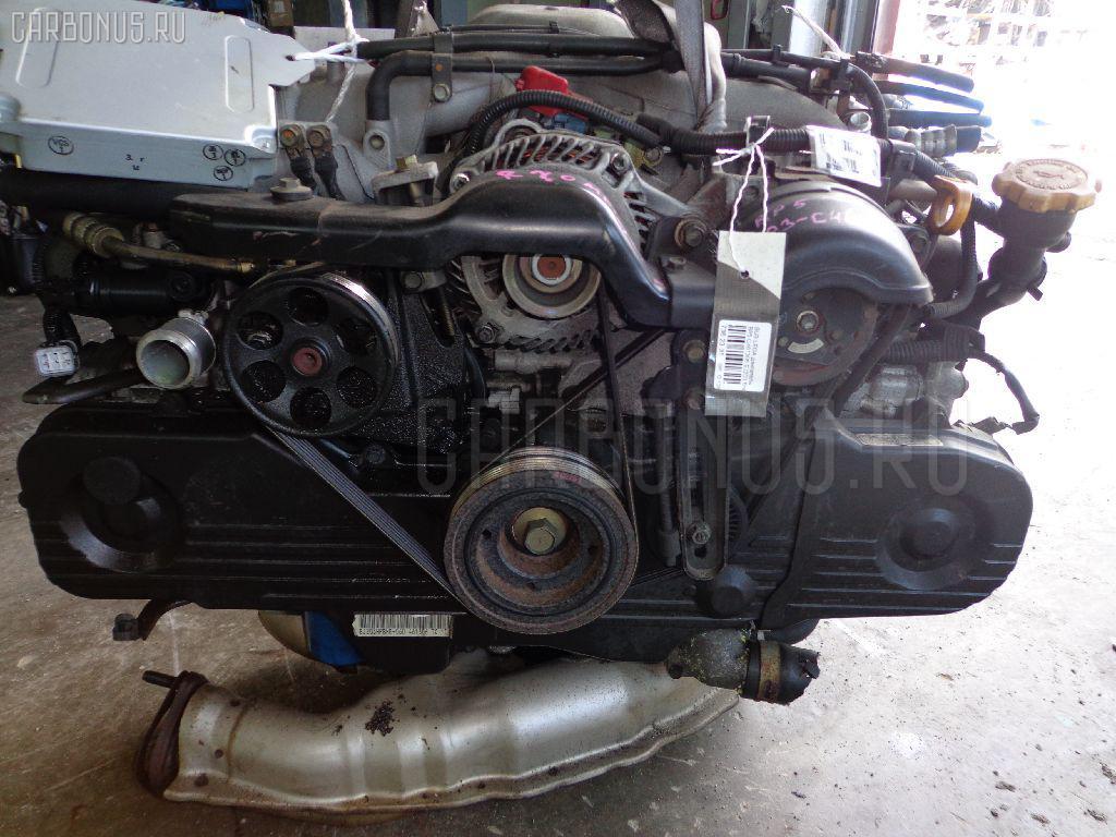 Двигатель SUBARU LEGACY WAGON BP5 EJ203 Фото 4